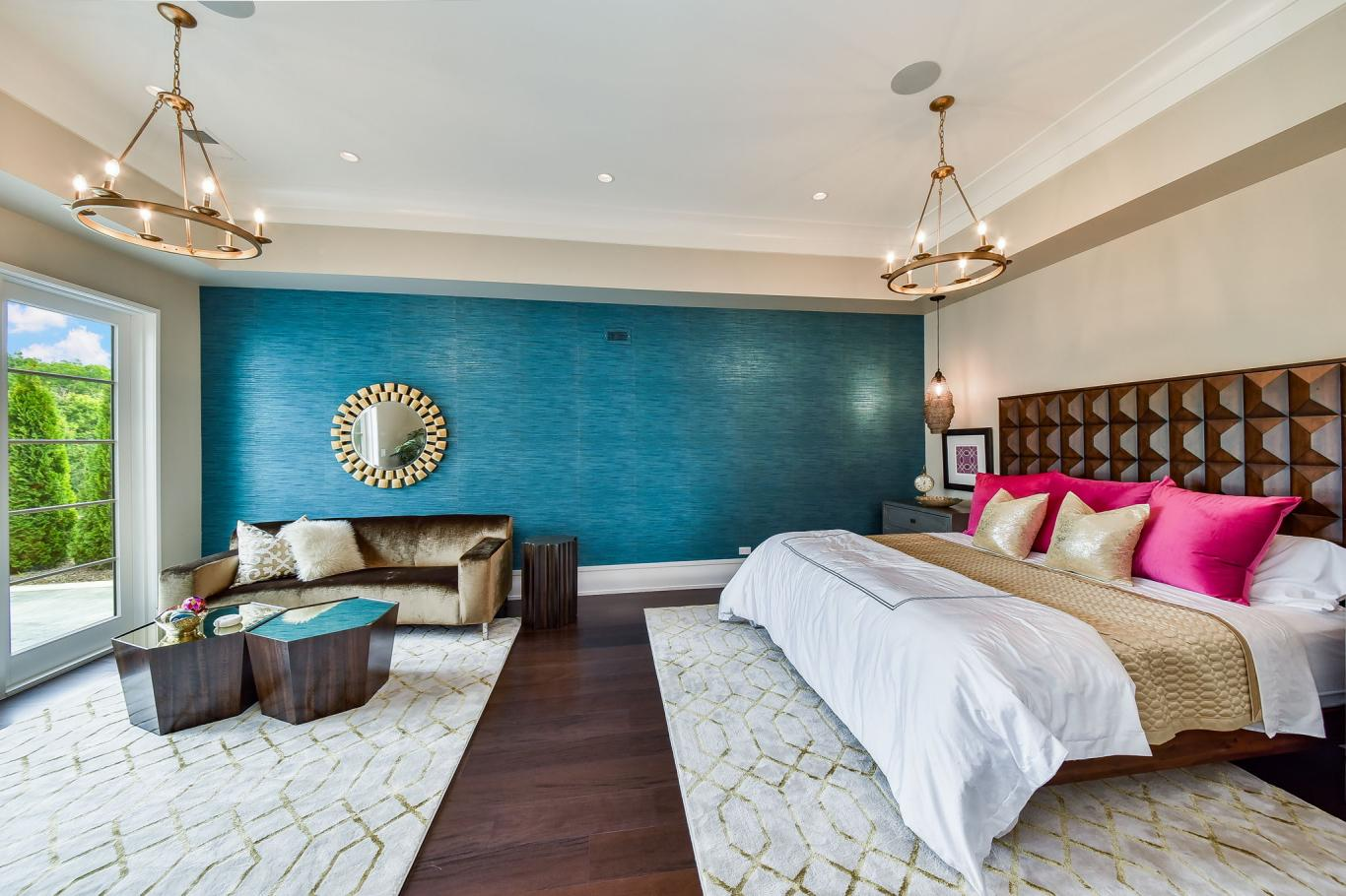Custom Luxury Homes By Charleston Building - Basement Master Bedroom 1 -