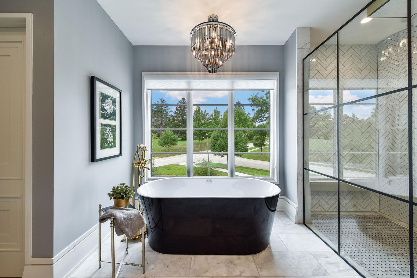 Custom Luxury Homes By Charleston Building - Master Suite Bathroom 3 -