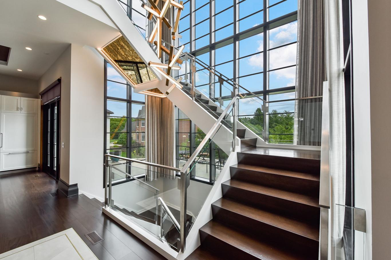 Custom Luxury Homes By Charleston Building - Staircase 4 -