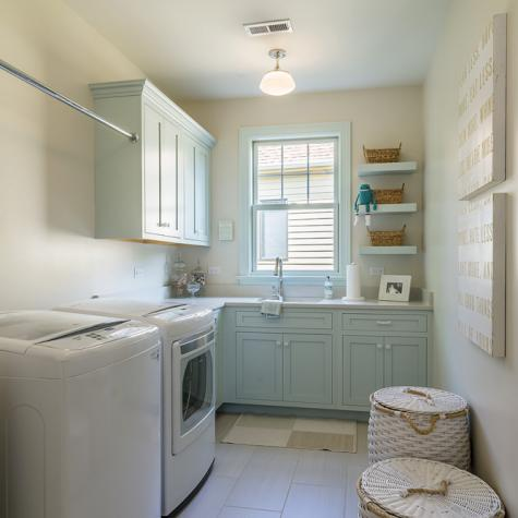 Wright Laundry Room